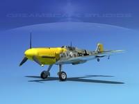 Messerschmitt BF-109 V03