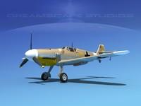 Messerschmitt BF-109 V04