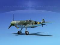 Messerschmitt BF-109 V05