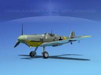 Messerschmitt BF-109 V06