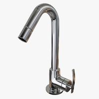 3d water tap 3 model