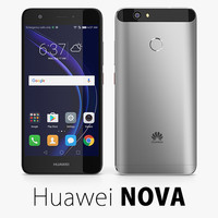 Huawei Nova Space Gray