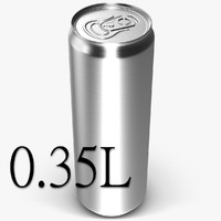 Beverage Can 0.35 L