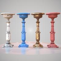 Plowerpot Photorealistic 4 Variations