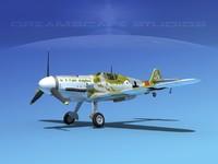 Messerschmitt BF-109 V07