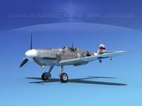 Messerschmitt BF-109 V08