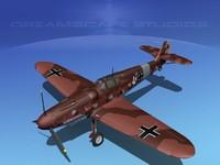 Messerschmitt BF-109 V09