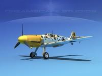 Messerschmitt BF-109 V10