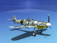 Messerschmitt BF-109 V11