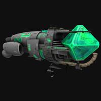 Crystal Battleship [Game Ready]