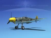 Messerschmitt BF-109 V13