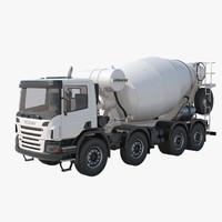 Liebherr Truck Mixer
