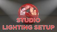 Object Light Studio Setup