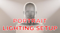 Portrait Lighting studio