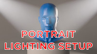Portrait Lighting studio 2