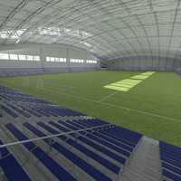 Football (Soccer) Indoor Arena
