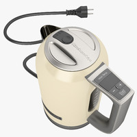 KitchenAid Electric Kettle 02