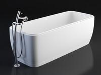 x bath bathtub faucet