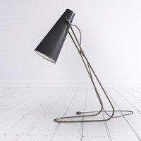 Danish Table Light, 1950s