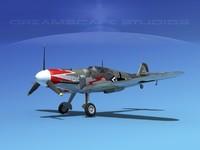 Messerschmitt BF-109 V14
