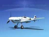 Messerschmitt BF-109 V15