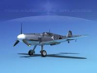 Messerschmitt BF-109 V16