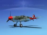 Messerschmitt BF-109 V18