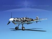 Messerschmitt BF-109 V19