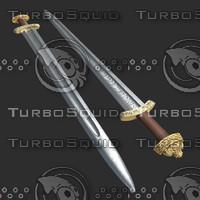 High Quality Viking Sword