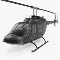 Bell 206B 3 JetRanger III Citycopter
