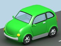 Cartoon car01
