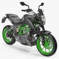 Generic Sport Motorcycle