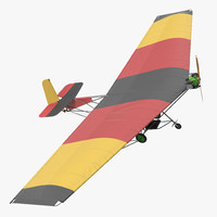 Ultralight Aircraft Chotia Weedhopper