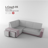 Cozy L-Couch