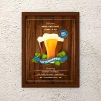 Event beer board