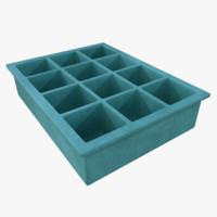 Ice cube tray one