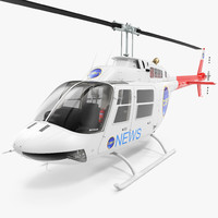 Bell 206B JetRanger III Ten News