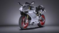Ducati 899 Panigale 2017