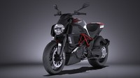 3ds 2017 ducati diavel