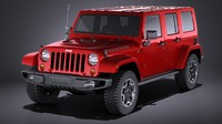 Jeep Wrangler Rubicon 2017