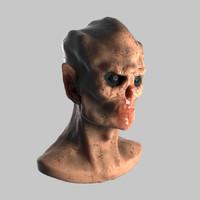 Daemons head