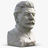 Joseph Stalin Bust