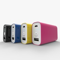 Ttec Powerbank 5200 Mah