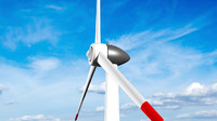 Clean energy - Eolic turbine