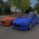 toyota 86 3D models