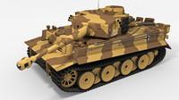 Panzer Tiger Tank Pz.VI