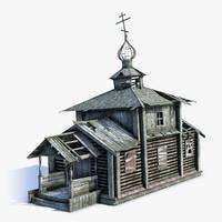 Russian Village Church 03