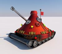Tajin Tank