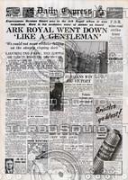 WWII Newspaper: Nov 15th 1941