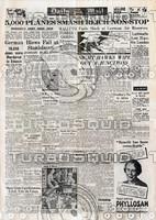 WWII Newspaper: April 20th 1944